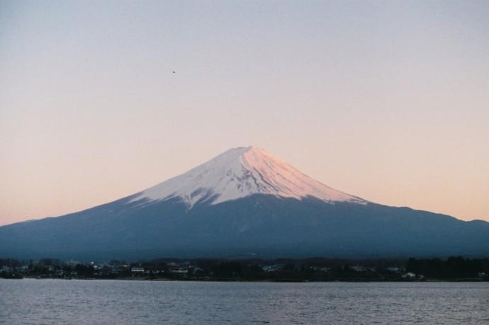 OLYMPUS OM-2 ZUIKO 50mm F1.4 Yamanashi / Kawaguchi Lake