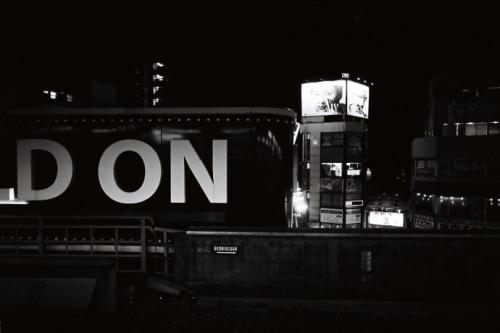 LEICA M4-P + Leica SUPER ANGULON 21mm f4 + NEOPAN100ACROS Tokyo / Nishiogikubo Station - 2013/03/17
