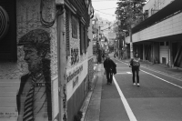 LEICA M4-P + VOIGTLANDER COLOR-SKOPAR 35mm f2.5 + Kodak TRI-X 400 Tokyo / Shinjuku - 2013/04/14