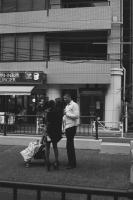 LEICA M4-P + VOIGTLANDER COLOR-SKOPAR 35mm f2.5 + Kodak TRI-X 400 Tokyo / Harajuku - 2013/04/14