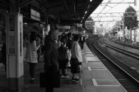 RICOH GXR + GXR Mount A12 + VOIGTLANDER COLOR-SKOPAR 35mm f2.5 Tokyo / Harajuku station – 2013/04/05