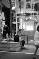 LEICA M4-P + LEICA ELMAR 50mm f2.8 + Kodak TRI-X 400(+2push E.I 1600) Tokyo / Harajuku – 2013/05/19