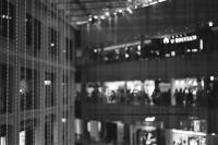 LEICA M4-P + LEICA ELMAR 50mm f2.8 + Kodak TRI-X 400(+2push E.I 1600) Tokyo / Marunouchi / KITTE - 2013/06/04