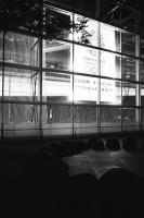 LEICA M4-P + LEICA ELMAR 50mm f2.8 + Kodak TRI-X 400(+2push E.I 1600) Tokyo / Marunouchi - 2013/06/08