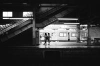LEICA M4-P +  MINOLTA M-ROKKOR 28mm f2.8 + NEOPAN100ACROS Chiba / Tsudanuma Station - 2013/05/12
