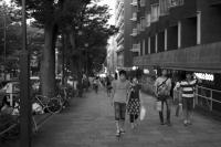 LEICA M9-P + LEICA ELMAR 50mm f2.8 Harajuku , Tokyo – 2013/08/04