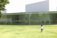 LEICA M9-P + Leitz Summaron 3.5cm f3.5 21st Century Museum of Contemporary Art , Kanazawa - 2013/08/14