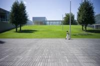 LEICA M9-P + Leitz Summaron 3.5cm f3.5 Saitama Prefectural University , Saitama  – 2013/08/27