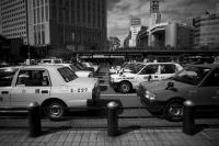 LEICA M9-P + VOIGTLANDER COLOR-SKOPAR 21mm f4 Yokohama-Station , Yokohama – 2013/10/17