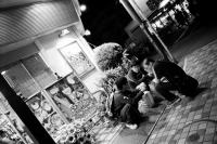 LEICA M4-P + MINOLTA M-ROKKOR 28mm f2.8 + Kodak TRI-X 400 Nakano , Tokyo – 2013/10/06
