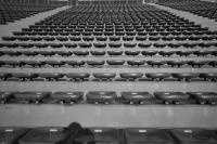 LEICA M9-P + MINOLTA M-ROKKOR 28mm f2.8 National Olympic Stadium , Tokyo – 2013/12/13