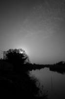 Fujifilm X-Pro1 + Carl Zeiss C Biogon T* 21mm f4.5 ZM Lake Inba , Chiba – 2014/01/04