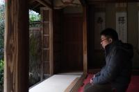 Fujifilm X-Pro1 + MINOLTA M-ROKKOR 28mm f2.8 Shisendo , Ichijoji , Kyoto - 2014/01/30