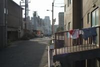 Fujifilm X-Pro1 + MINOLTA M-ROKKOR 28mm f2.8 Sakuranomiya , Osaka - 2014/01/31