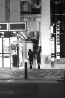 Fujifilm X-Pro1 + MINOLTA M-ROKKOR 28mm f2.8 Kitashinchi , Osaka - 2014/01/31