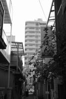 Fujifilm X-Pro1 + MINOLTA M-ROKKOR 28mm f2.8 Abeno , Osaka - 2014/02/01