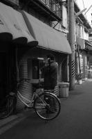 Fujifilm X-Pro1 + MINOLTA M-ROKKOR 28mm f2.8 Tengachaya , Osaka - 2014/02/01
