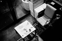 LEICA M4-P + MS-OPTICAL-R&D SONNETAR 50mm F1.1 MC + Kodak TRI-X 400(+2push E.I 1600) Sendagaya , Tokyo - 2014/06/17