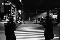 LEICA M4-P + LEICA ELMAR 50mm F2.8 + Kodak TRI-X 400(+2push E.I 1600) Kanda , Tokyo - 2014/12/03