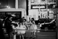 LEICA M4-P + VOIGTLANDER NOKTON vintage line 50mm f1.5 Aspherical VM + ILFORD DELTA400 Shibuya , Tokyo – 2014/12/10