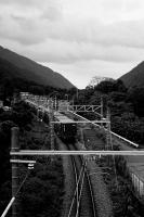 LEICA M4-P + VOIGTLANDER NOKTON vintage line 50mm f1.5 Aspherical VM + Kodak TRI-X 400 Niekawa Juku , Nagano - 2015/08/18