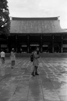 LEICA M4-P + VOIGTLANDER NOKTON vintage line 50mm f1.5 Aspherical VM + Kodak TRI-X 400 Meiji-jingu , Tokyo - 2015/06
