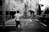 LEICA M4-P + Leitz Summaron 3.5cm f3.5 + Kodak TRI-X 400 Yoyogi , Tokyo - 2015/07