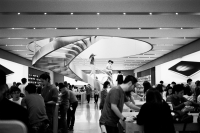 LEICA M4-P + VOIGTLANDER vintage line ULTRON 35mm f1.7 Aspherical VM + ILFORD DELTA400 Apple Store Omotesando , Tokyo – 2015/09/30