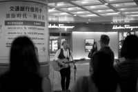 Leica M Monochrom (CCD) +  VOIGTLANDER vintage line NOKTON 50mm f1.5 Aspherical VM Causeway Bay , Hong Kong - 2015/10/17