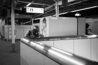LEICA M(Typ262) + VOIGTLANDER vintage line ULTRON 35mm f1.7 Aspherical VM Sendagaya-Station , Tokyo – 2016/07/08