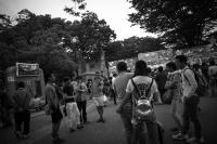LEICA M(Typ262) + VOIGTLANDER COLOR-SKOPAR 21mm F4P Yoyogi Park , Tokyo - 2017/06/11