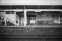 LEICA M(Typ262) + CANON 25mm f3.5 Isurugi station , Oyabe , Toyama - 2017/12/16