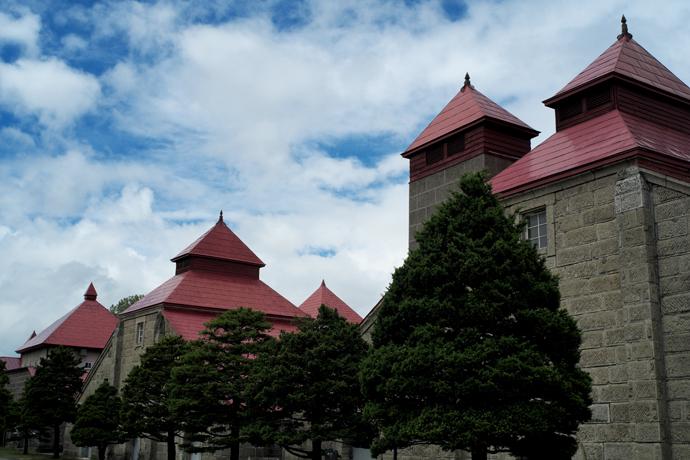 Fujifilm X-Pro1 + MINOLTA M-ROKKOR 28mm f2.8 Nikka Whisky Yoichi Distillery , Hokkaido – 2014/06/15